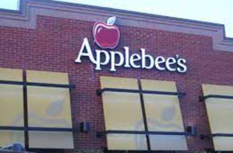 Front Exterior of Applebee's