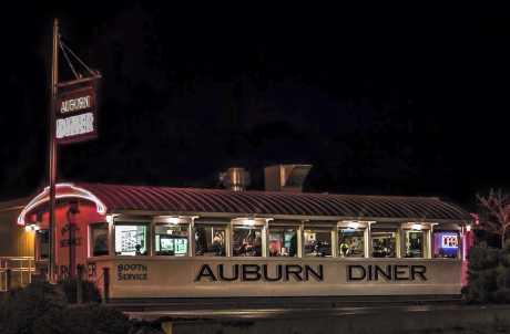 The Auburn Diner - Auburn NY