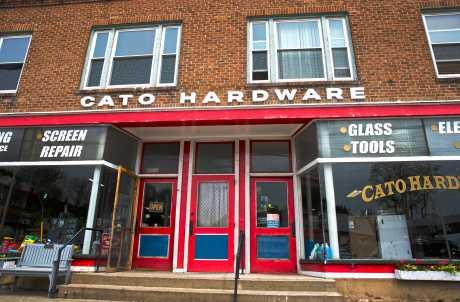 Cato Hardware