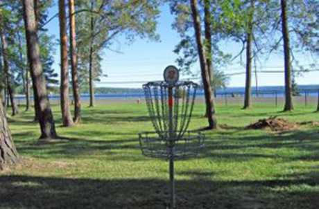 Disc Golf Emerson Park