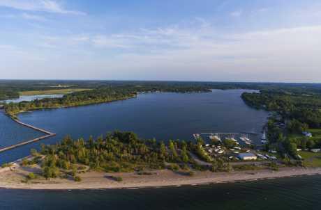 Little Sodus Bay, Fair Haven NY