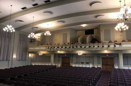 Fort Hill Performing Arts Center