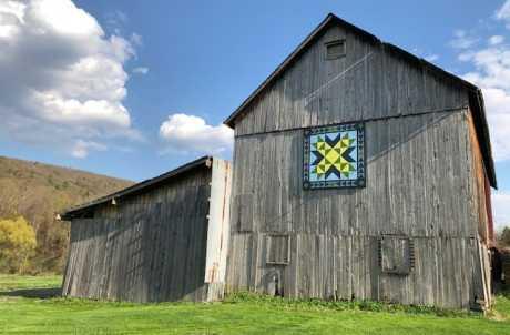 Finger Lakes Barn Quilt Trail