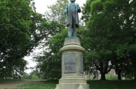Frederick Douglass Monument