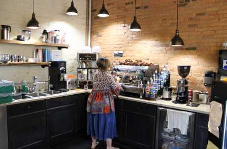 Seneca Coffee House