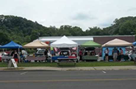 Moravia Farmers Market for TourCayuga