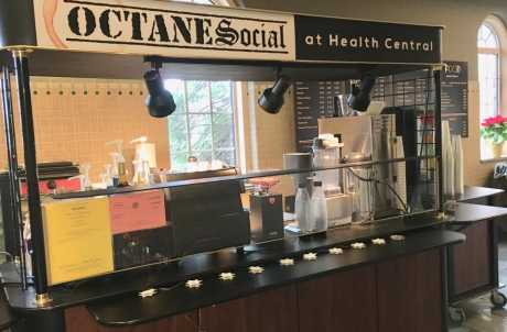 OCTANE SOCIAL HOUSE AT HEALTH CENTRAL
