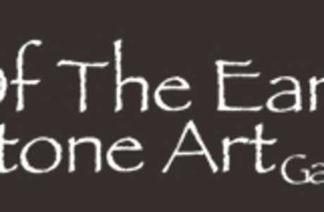 Of the Earth Stone Art Gallery Logo for TourCayuga2