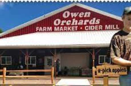 Exterior of Owen Orchards