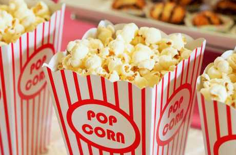 Track Cinema - Popcorn at the Movies