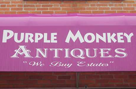 Purple Monkey Antiques for TourCayuga2