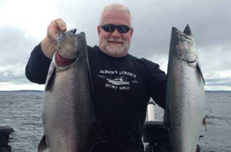 Fishing with Screwy Louies Sport Fishing Charters