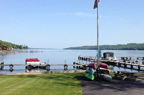 South Shore Marina for TourCayuga