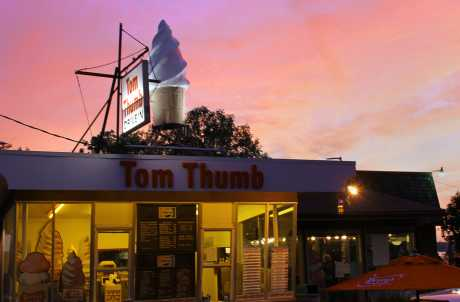 Tom Thumb Drive-in & Miniature Golf
