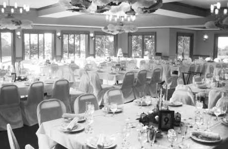 HIGHLAND GOLF COURSE WEDDING