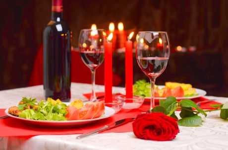Wine, Dine, Be Mine