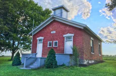 Brick Church School House