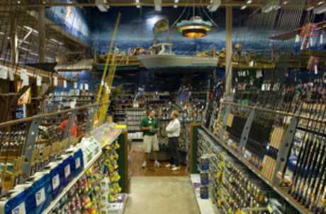 Cayuga County Bass Pro Shops