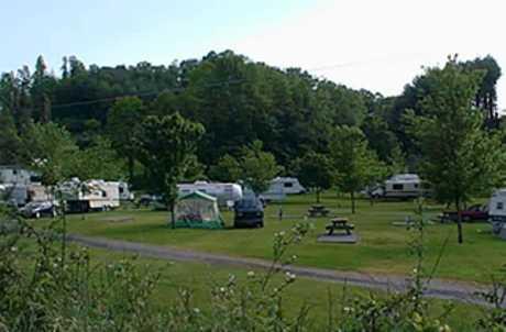 Cross Lake Campgrounds for TourCayuga