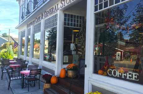 THE HARDWARE CAFE & GENERAL STORE
