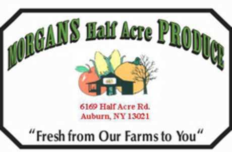 Morgans Half Acre Cayuga County Farm to Table