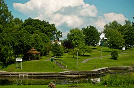 Phillips Park for TourCayuga