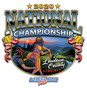 2020 USSSA Tournament Logo