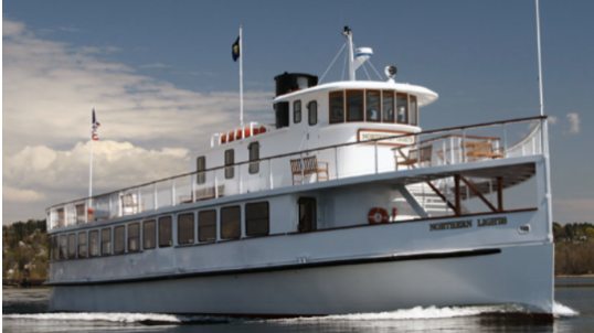 c4a20c3a779 Brunch Cruise aboard Northern Lights