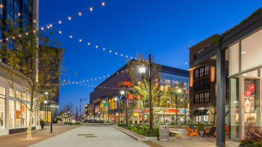 Assemby Row - Christmas Tree Shops - The Outlets At Assembly Row