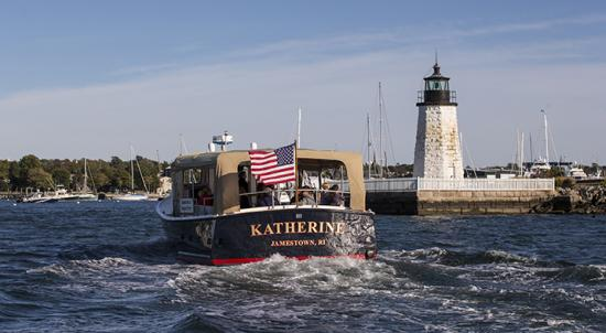 Harbor Tours | Newport, Rhode Island | Discover Newport