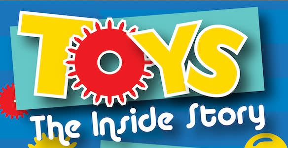 Toys The Inside Story Logo