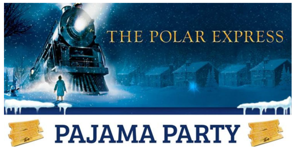 Whitaker Center Polar Express