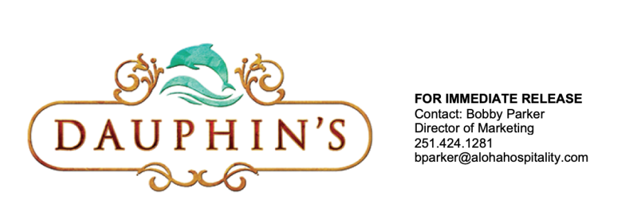 Dauphin's Press Release Logo