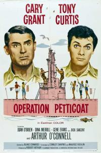 Operation Petticoat PAC movie poater