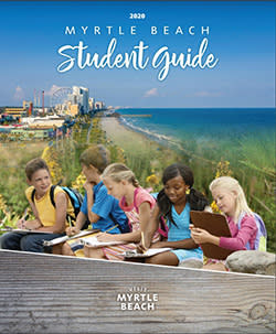 2020 Myrtle Beach Student Guide