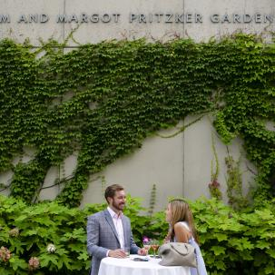 Garden Party featuring Manet and Modern Beauty