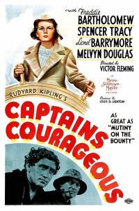 captain couragous PAC movie poster