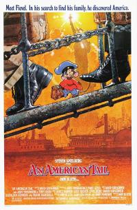 An American Tail PAC movie poster