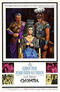 cleopatra PAC movie poster