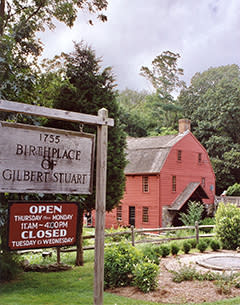 Gilbert Stuart Birthplace Museum
