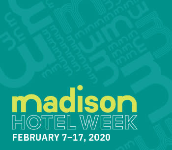 Madison Hotel Week logo