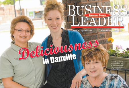 Cover of the June 2013 Hendricks County Business Leader