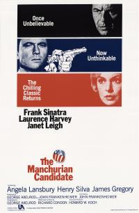 manchurian candidate pac movie poster