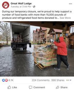GWL donation