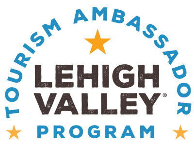 Lehigh Valley Tourism Ambassador Program Logo
