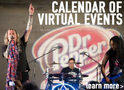 Calendar of Virtual Events - Roanoke, VA