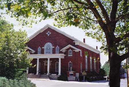Pleasant Green Baptist Church