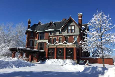 Holiday Mansion Tours