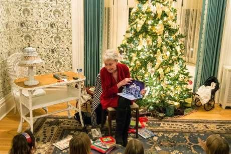 Santa, Snacks and Stories