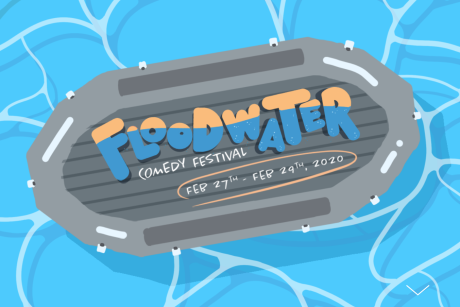 Floodwater Comedy Festival